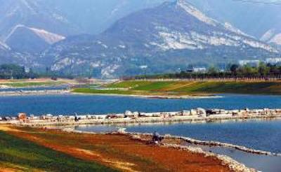 永定河龙泉湾水环境改善工程