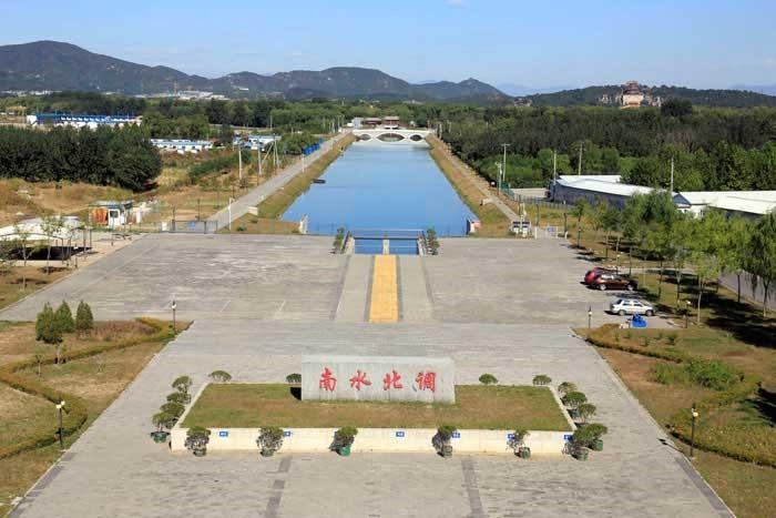 北京市南水北调配套工程团城湖调节池工程
