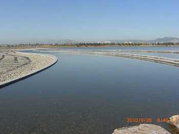 永定河宛平湖(卢沟桥橡胶坝~燕化管架桥河段)工程