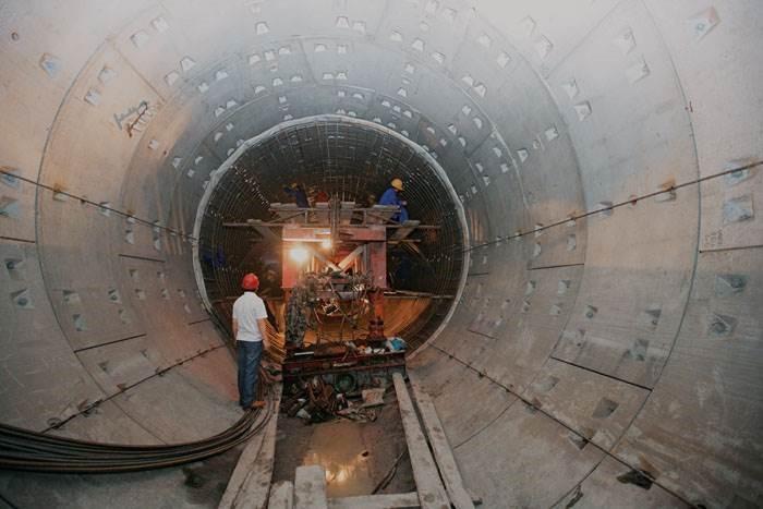 北京市南水北调配套工程南干渠工程